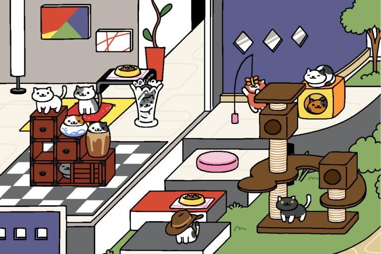 An Abundance of Cats